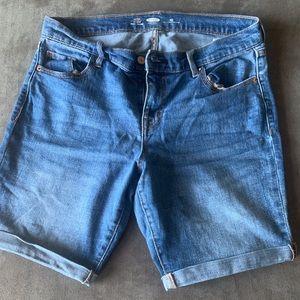 Old navy women's denim shorts